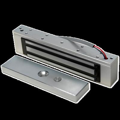 VIXZION | Electroimán Rectangular de 350 Lb Uso Interior Importado