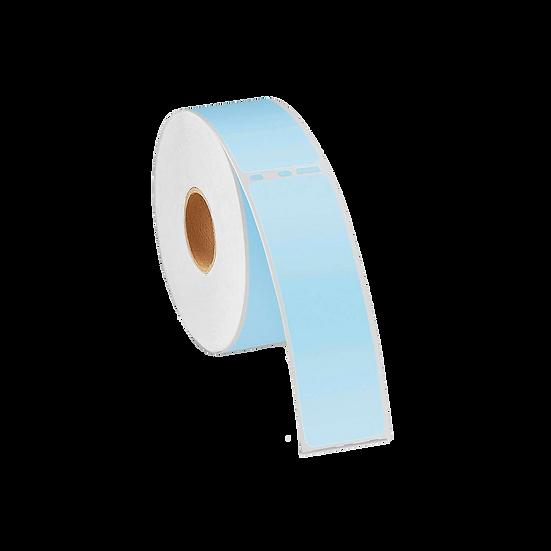 Dymo 30255Z Azul Rollo de 250 Etiquetas Azules 28x89mm para DYMO 450   BIOLABELS