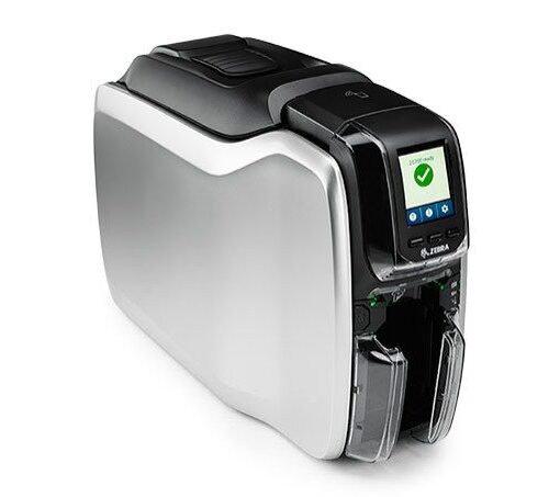 Impresora de Tarjetas PVC a Doble Cara, Carnets de Identificación Zebra ZC300