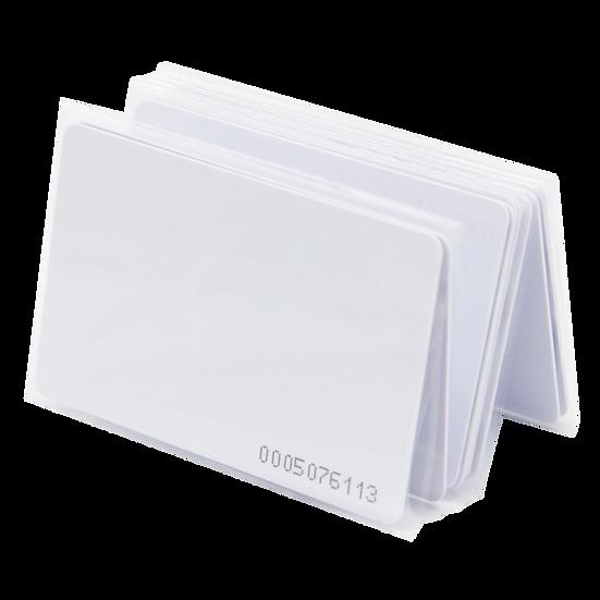 10 Tarjetas Mifare Inteligente 1k Delgada Imprimible 13,56 MHz