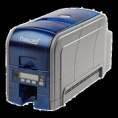 SD160   Impresora de Carnet a Una sola Cara   Reescribible   DATACARD