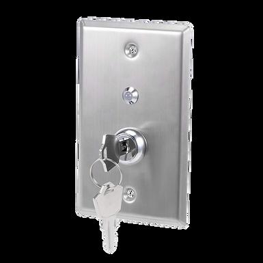 Interruptor de Llave para Control de Acceso con LED