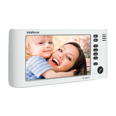 INTELBRAS   Monitor Módulo interno para videoportero