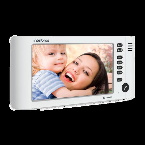 INTELBRAS | Monitor Módulo interno para videoportero