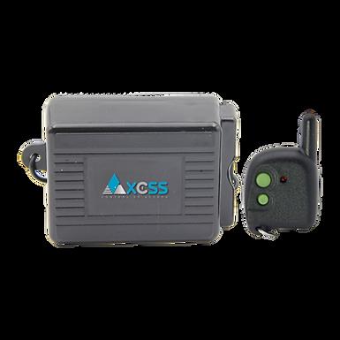 AXCSS Controlador ACWireless con un control remoto a 433 MHz a 110VAC AXWPA