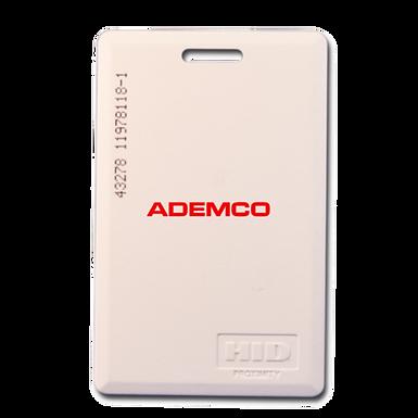 Tarjetas de Proximidad ADEMCO Gruesa de 34Bits paquete x 25 Unid | PX-4H25