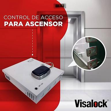 VISALOCK   Controlador de Ascensores para Sistemas Hoteleros