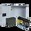 Kit Electroiman Inalámbrico de 300 lb, Soporte Z Ajustable y Respaldo 8 Horas