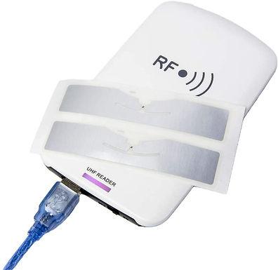 UHFRDR Lector programador UHF para Sistemas de Acceso Vehicular