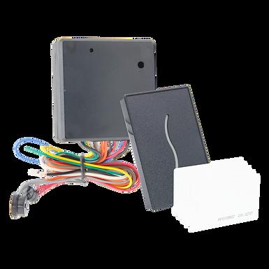 Controlador de Puerta con Lector de Proximidad de Uso Exterior | CTW1