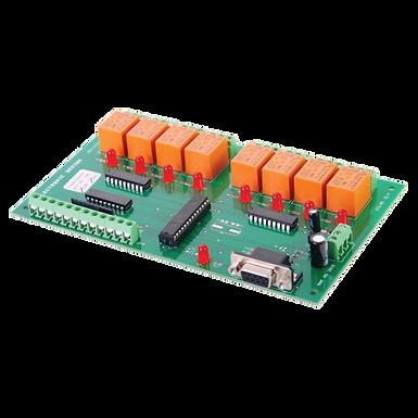 AXCSS Tarjeta Control de Esclusa programable hasta 8 Puertas | AXTEP
