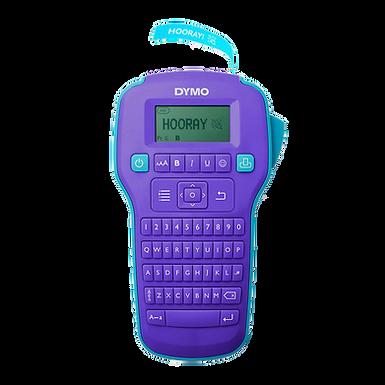 ColorPOP Rotuladora Portátil de Cinta Plástica 12mm DYMO 160 LabelManager