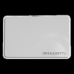 10 Tarjetas de Proximidad de Doble Tecnología 125 KHz EM y UHF Vehicular EMUHF