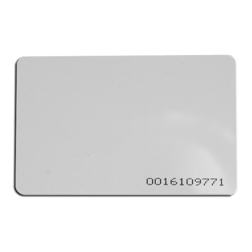 10 Tarjetas de Proximidad Mifare 4K Delgada Imprimible