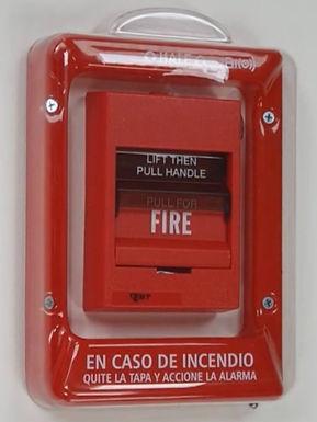 UL-20CE Stopper Protector para estaciones Manuales de Incendio