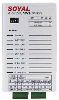 AR-727-CM SOYAL | Servidor de dispositivos Ethernet