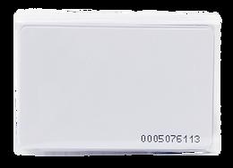 10 Tarjetas de Proximidad de Doble Tecnología 125 KHz EM y 13,56 MHz Mifare 1K