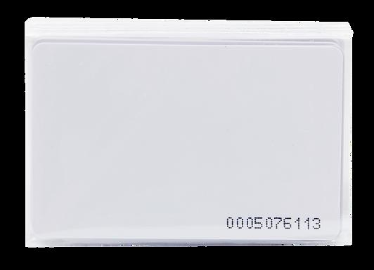 10 Tarjetas de Proximidad Doble Tecnología Mifare + UHF Vehicular MFUHF