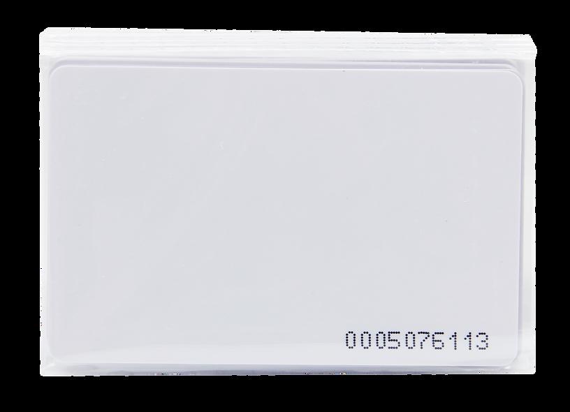 Tarjeta de Proximidad RFID EM4200 Delgada Tipo ISO