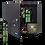 HID | Kit de Control de Acceso por Tarjeta de Proximidad Encriptada Todo en Uno 1 puerta Lectora de Entrada y Botón de Salida