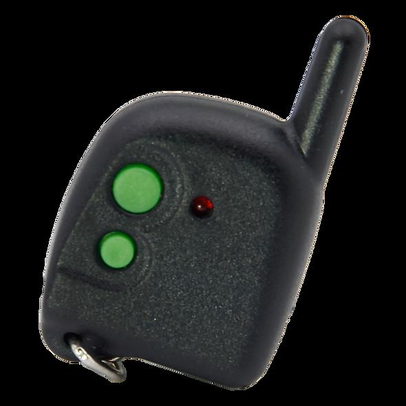 CR3433 | Transmisor Inalámbrico tipo Control Remoto de 2 Botones a 433 MHz