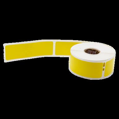 Dymo 30255 Rollo de 250 Etiquetas Amarilla 28x89 Para Dymo 450 | BioLabels