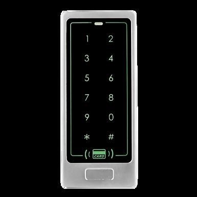 AXCSS Controlador de Puerta para Exterior Lector Tarjetas Mifare 1000 Usuarios