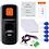 BEHF1 GENERICO | Lector y Controlador Biométrico y De Tarjetas RFID EM 125 KHz