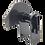 Thumbnail: BioLabels BE2210S Carrete para Rollo de 29mmx30m Compatible Brother QL