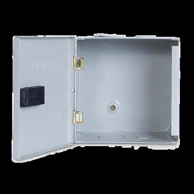AXCSS |Caja metálica de Sobreponer 20x20x10Cm | Certificada RETIE | CFB