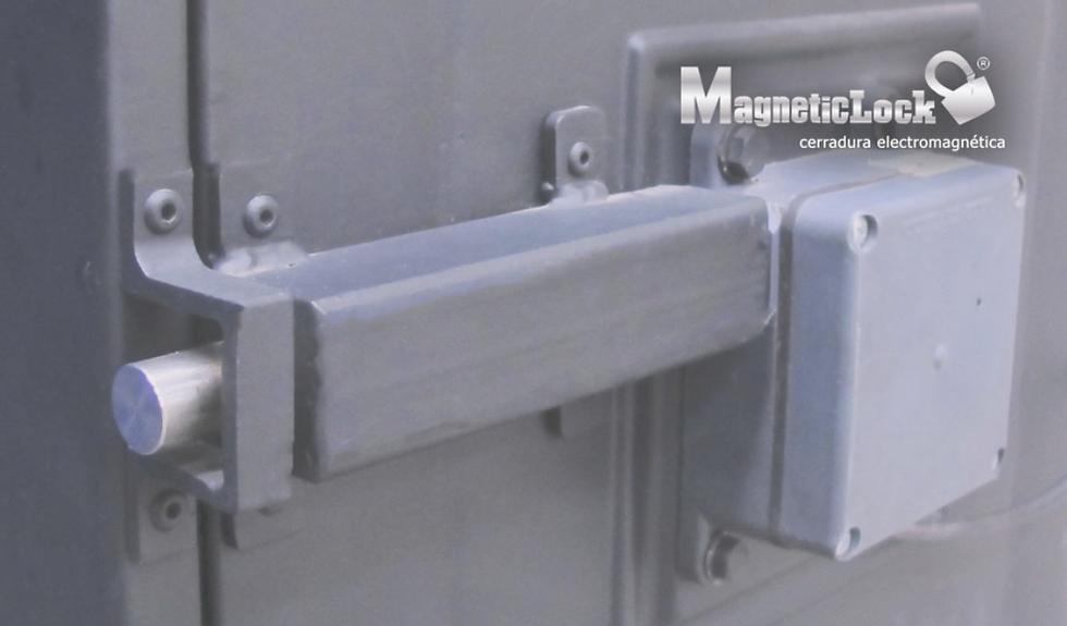 Chapa Electrónica Inalámbrica para Bóvedas de Seguridad | Monitoreable