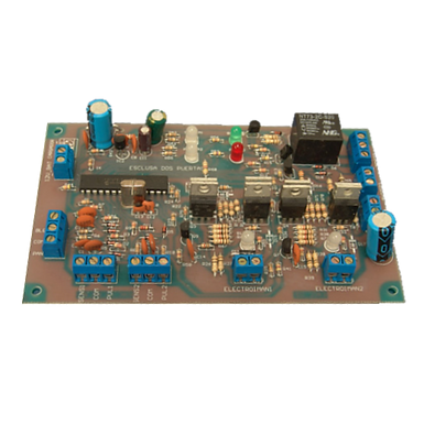 AXCSS Tarjeta Control de Esclusa de 3 Puertas Expandible   AXTE3