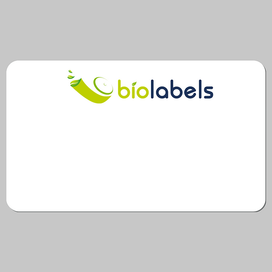 BL-30256-PI | 30000 Etiquetas Pre Impresas con Logo Full Color 102x59mm