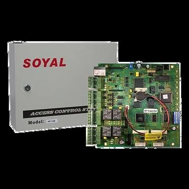 AR-716Ei SOYAL   Controlador IP para 2 Puertas y 16 Lectores por RS485