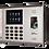 ZK Teco K40-ID Control de Tiempos de Trabajo con Relé para Apertura de Puertas
