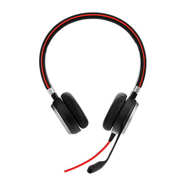 6399-823-109 JABRA | Diadema Profesional Evolve 40 II MS Duo Auriculares Estéreo