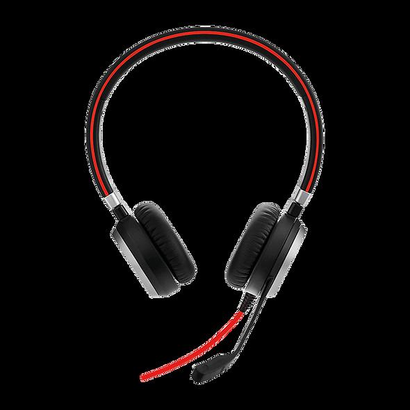 JABRA | Diadema Profesional Evolve 40 II MS Duo Auriculares Estéreo