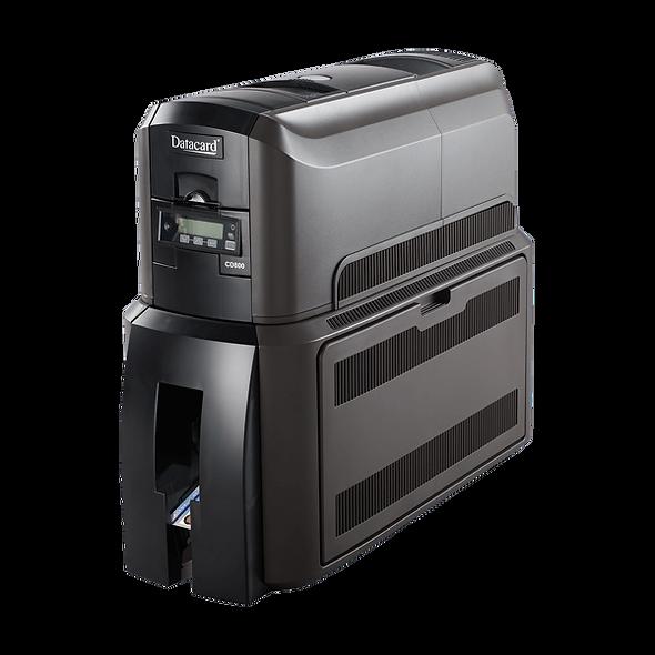 CD800 LM1 Impresora de Carnets con Laminado a Una Cara DATACARD