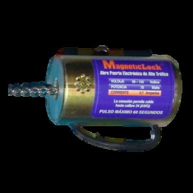 Magneticlock | Abre Puerta Eléctrico Para Cerradura de Sobreponer 110 VAC AP-067