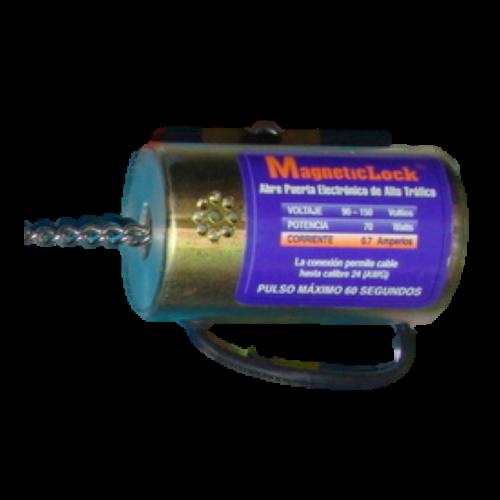 Magneticlock   Abre Puerta Eléctrico Para Cerradura de Sobreponer 110 VAC AP-067