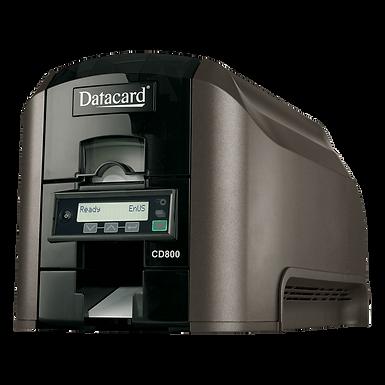 CD800 Impresora de Carnet a una Sola Cara conexión USB y Ethernet | DATACARD