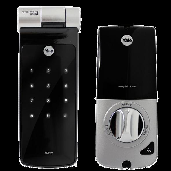 Cerrojo Digital Biométrico para 20 Huellas y 30 Códigos |YALE YDF40