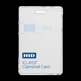 10 Tarjetas HID iClass Gruesa 2080 Inteligente, FC y Consecutivo personalizado