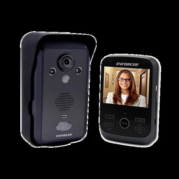 DP-266-1C3Q | Kit de Video Portero Digital Inalámbrico ENFORCER
