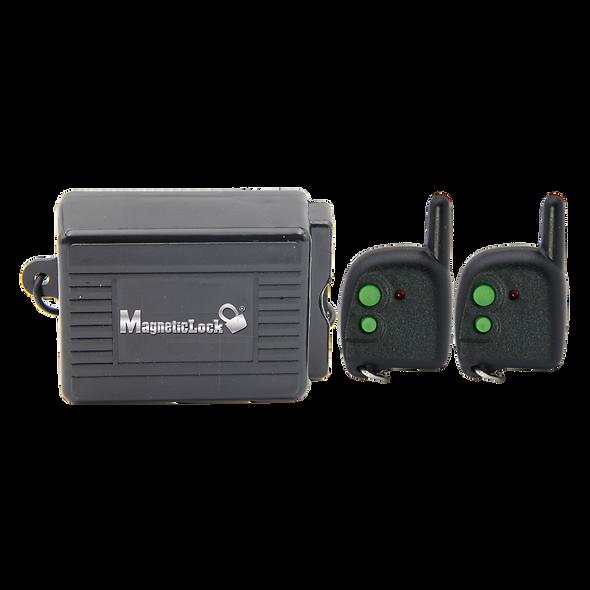 MLR433 | Control de Acceso Inalámbrico con 2 Controles Remoto 433 MHz