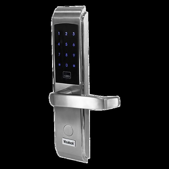 PinLock Cerradura de Control de Puertas con Código PIN de Acceso y Tarjetas RFID