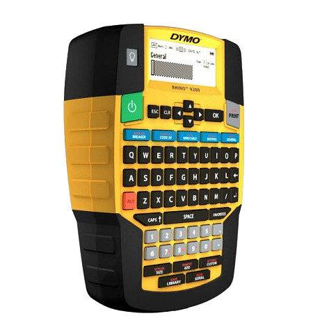 RHINO 4200 Rotulador de Etiquetas Industriales y Para Cableado Estructurado