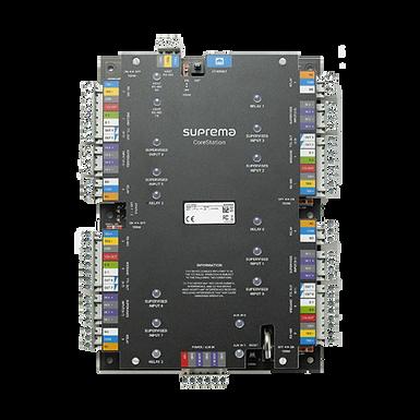 CoreStation   Controlador Biométrico Inteligente Centralizado de SUPREMA