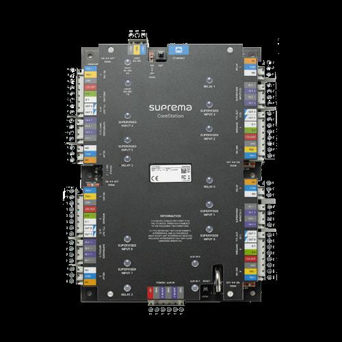 CoreStation | Controlador Biométrico Inteligente Centralizado de SUPREMA
