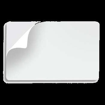 Tarjeta Sticker para Carnet Sobre Tarjeta RFID   100 Unidades   StickyCard